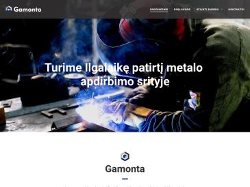 Gamonta, UAB