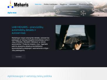 Meharis, autoservisas, UAB