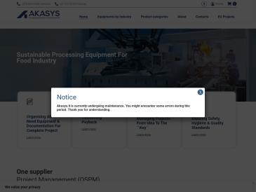 Akasys, MB
