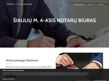 Šiaulių m. 4-asis notarų biuras