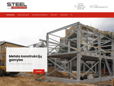 Steel projects, UAB