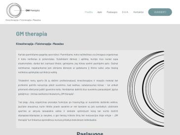 GM therapia