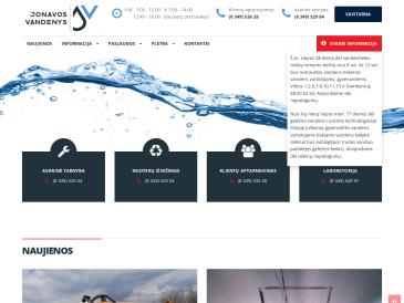 Jonavos vandenys, UAB