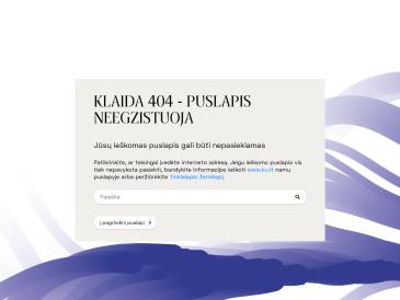 Klaipėdos universitetas, Sveikatos mokslų fakultetas, Slaugos katedra