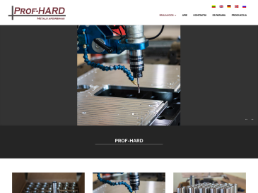 Prof-HARD, UAB