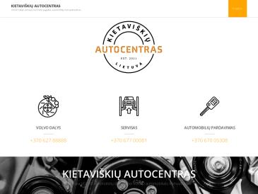 Kietaviškių autocentras, UAB