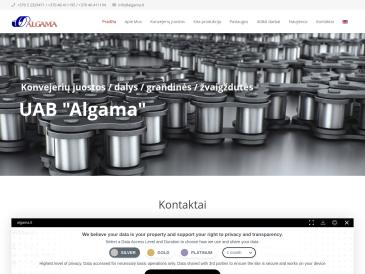 Algama, filialas, UAB