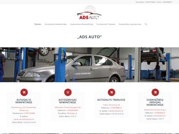 ADS auto, filialas, UAB