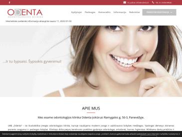 Odenta, odontologijos klinika, UAB