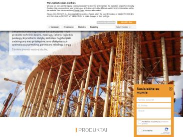 ULMA Construccion Baltic, UAB