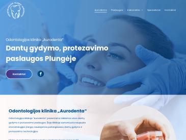 Aurodenta, odontologijos klinika