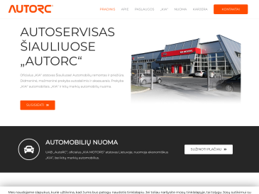 AutoRC, Klaipėdos filialas, UAB