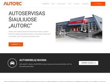 AutoRC, Šiaulių filialas, UAB