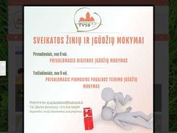 Trakų rajono savivaldybės visuomenės sveikatos biuras