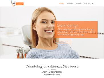 Eidenta, odontologijos kabinetas