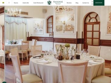 """National hotel, UAB """"Vertainė"""""""