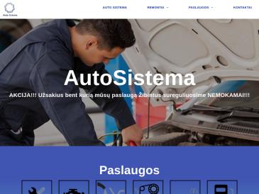 Autosistema, UAB
