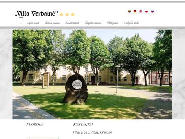 """Villa Verdainė, UAB """"Dovega"""""""