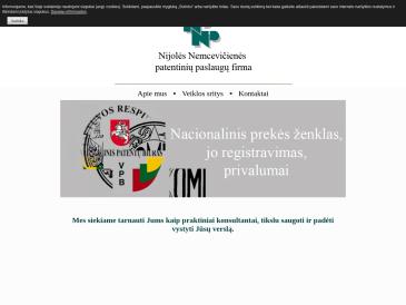 N. Nemcevičienės patentinių paslaugų firma