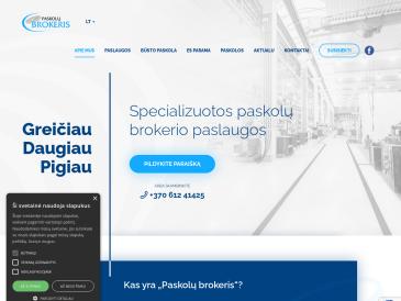 Paskolų brokeris, UAB