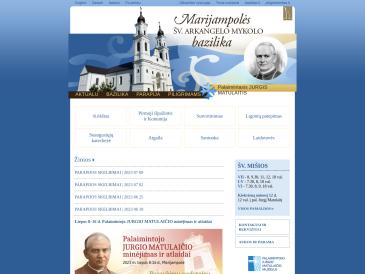 Palaimintojo Jurgio Matulaičio muziejus