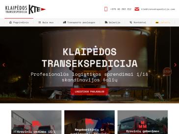 Klaipėdos transekspedicija, UAB