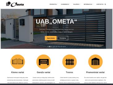 Ometa, Vilniaus padalinys, UAB