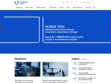 Vilniaus Gedimino technikos universitetas, Aplinkos inžinerijos fakultetas