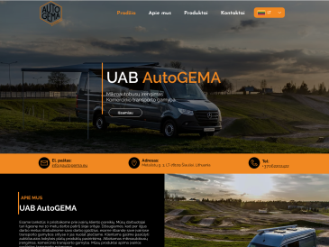 Autogema, UAB