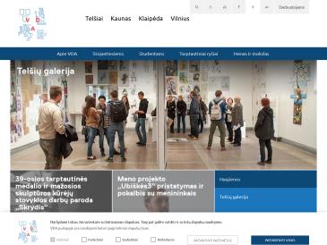 Vilniaus dailės akademijos Telšių galerija