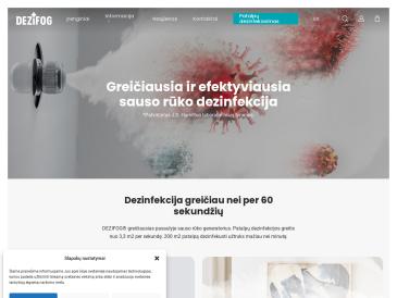 ProSauga / Dezifog