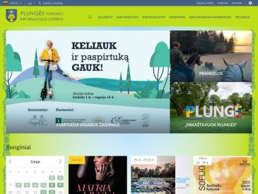 Plungės turizmo informacijos centras, BĮ
