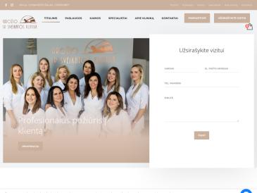 Vilniaus grožio ir sveikatos klinika, MB