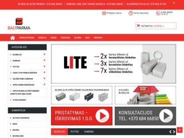 BaltParma, Klaipėdos filialas, UAB