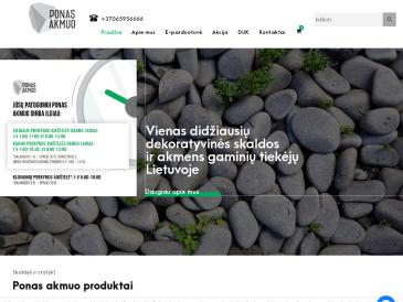 Ponas akmuo, Vilniaus prekybos aikštelė