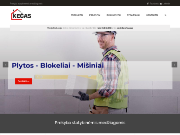 Kečas, Kauno filialas, UAB