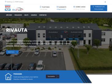 Rivauta, filialas, UAB