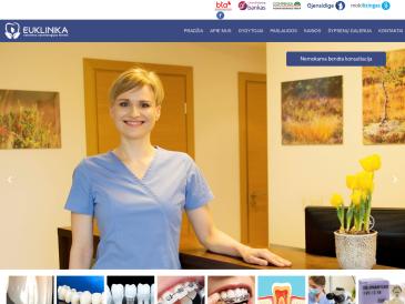 Euklinika, estetinės odontologijos klinika