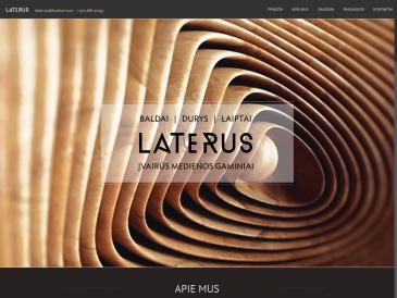 Laterus, UAB