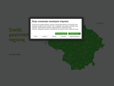 Ecoservice projektai, UAB