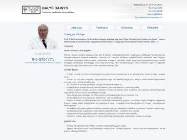 Prof. B. Dainio urologijos klinika