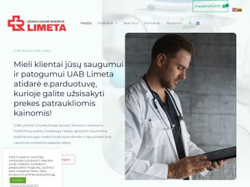 Limeta, Šiaulių filialas, UAB