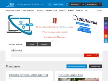 Lietuvos medicinos biblioteka