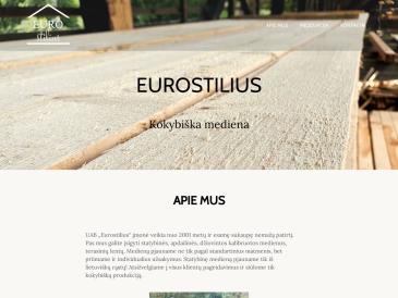 Eurostilius, UAB
