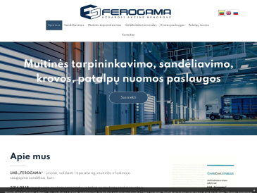 Ferogama, UAB