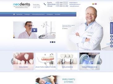 Neodenta, implantologijos ir estetinės odontologijos klinika