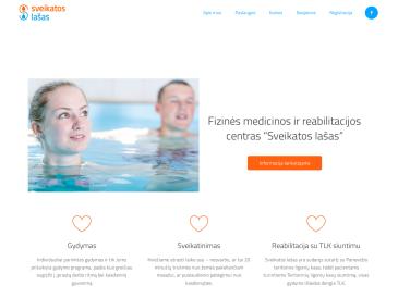Sveikatos lašas, fizinės medicinos ir reabilitacijos centras
