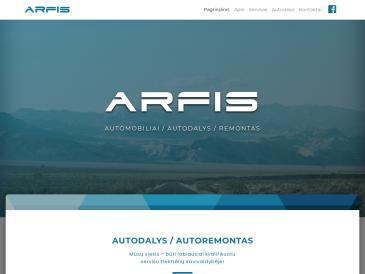 Arfis, UAB