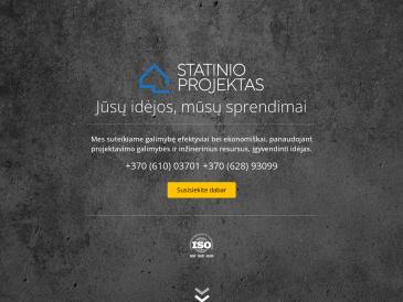 Statinio projektas, MB