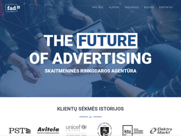 Reklamos ateitis, IĮ